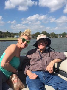 Getting a boat in retirement